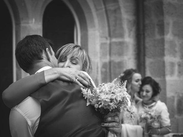 La boda de Mario y Eva en Santa Gadea Del Cid, Burgos 2