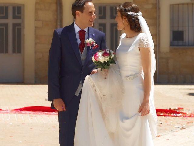 La boda de Alfonso y Irene en Tornadizos De Avila, Ávila 13