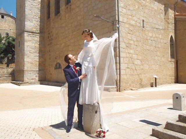 La boda de Alfonso y Irene en Tornadizos De Avila, Ávila 17