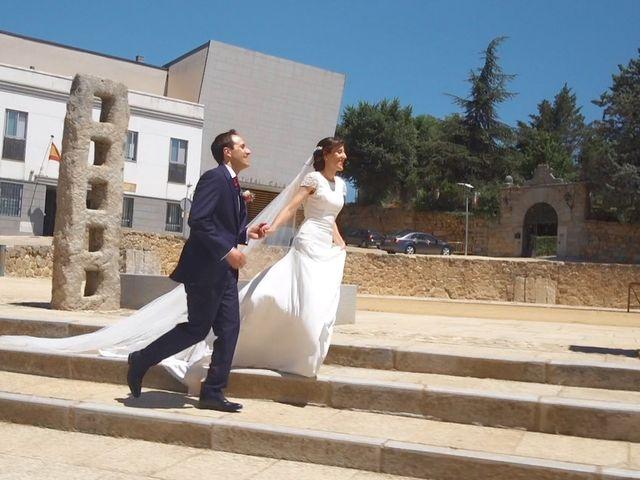 La boda de Alfonso y Irene en Tornadizos De Avila, Ávila 20