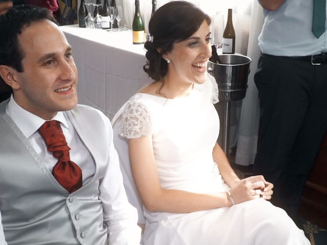 La boda de Alfonso y Irene en Tornadizos De Avila, Ávila 29