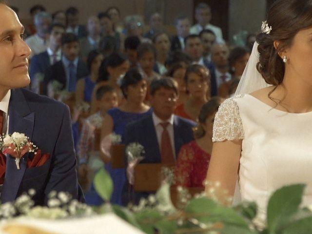 La boda de Alfonso y Irene en Tornadizos De Avila, Ávila 9
