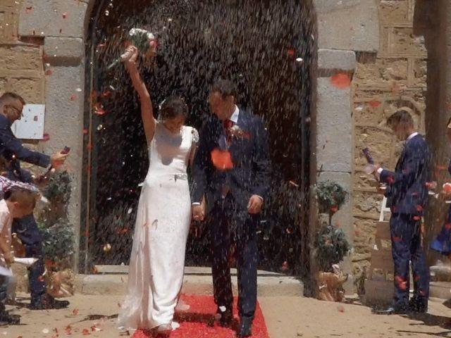 La boda de Alfonso y Irene en Tornadizos De Avila, Ávila 11