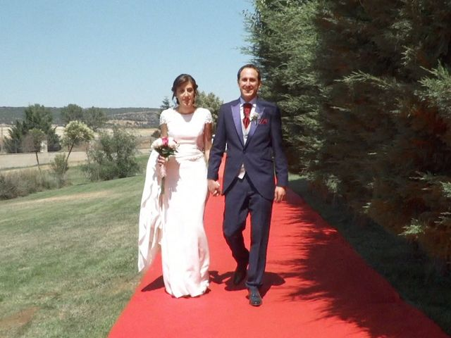La boda de Alfonso y Irene en Tornadizos De Avila, Ávila 12
