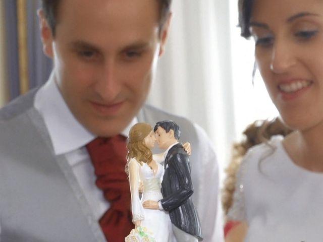 La boda de Alfonso y Irene en Tornadizos De Avila, Ávila 34