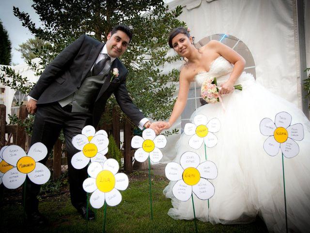 La boda de Eva y Fernando