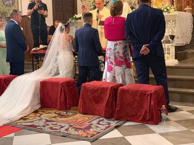 La boda de Jose y Irene en Atarfe, Granada 3