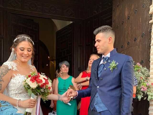 La boda de Jose y Irene en Atarfe, Granada 4