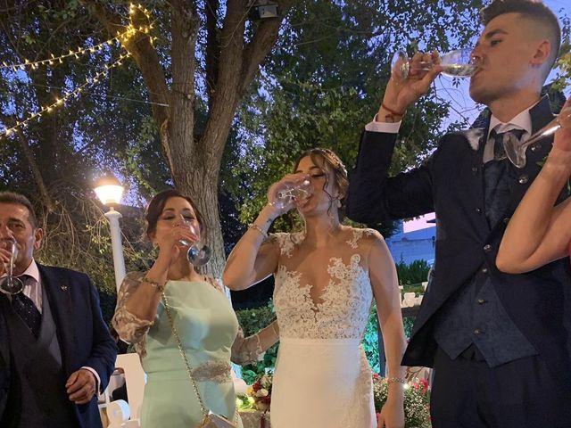 La boda de Jose y Irene en Atarfe, Granada 5