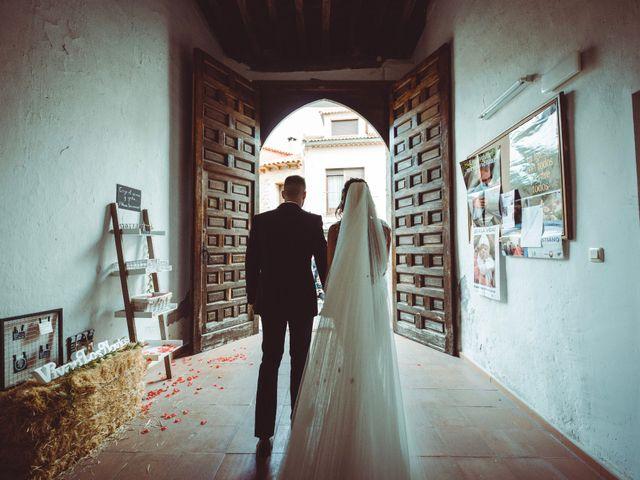 La boda de Jonatan y Vanesa en Cuenca, Cuenca 12