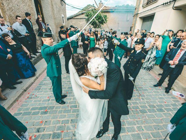 La boda de Jonatan y Vanesa en Cuenca, Cuenca 14