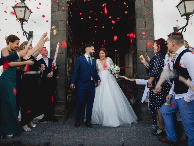 La boda de Leyre y Josué