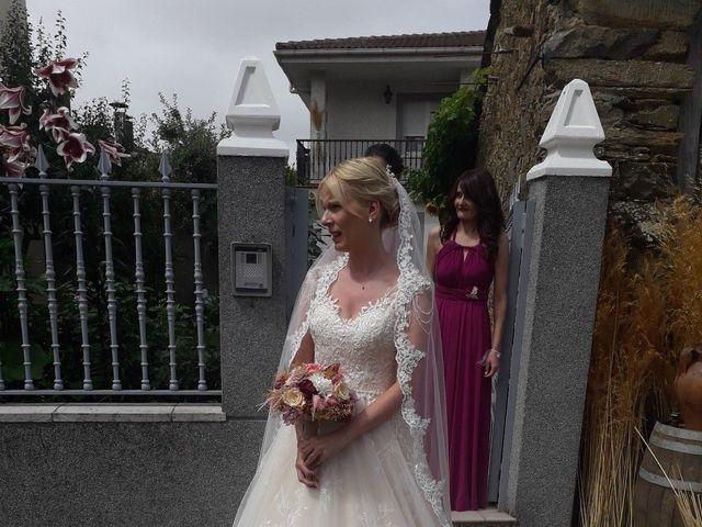 La boda de Ángel y Cristina en Pobladura De Aliste, Zamora 4