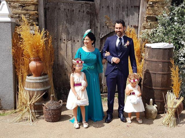 La boda de Ángel y Cristina en Pobladura De Aliste, Zamora 5