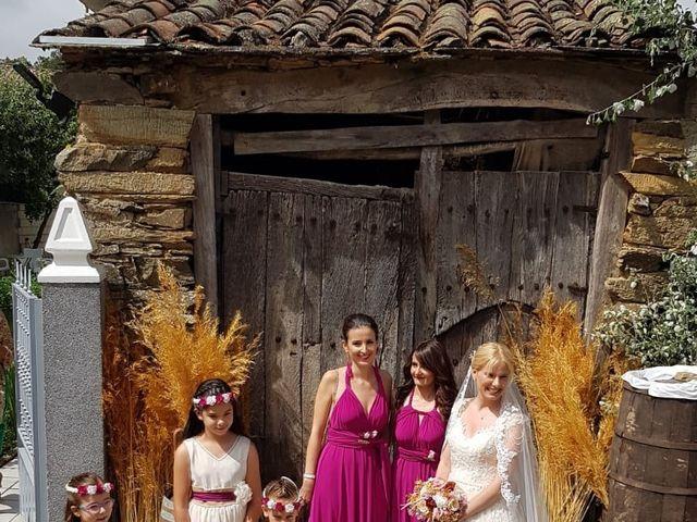 La boda de Ángel y Cristina en Pobladura De Aliste, Zamora 6