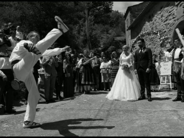 La boda de Ángel y Cristina en Pobladura De Aliste, Zamora 12
