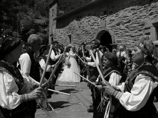 La boda de Ángel y Cristina en Pobladura De Aliste, Zamora 13
