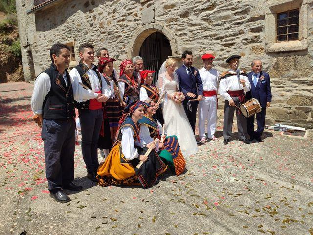 La boda de Ángel y Cristina en Pobladura De Aliste, Zamora 15