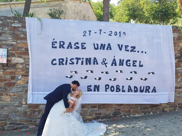 La boda de Ángel y Cristina en Pobladura De Aliste, Zamora 16