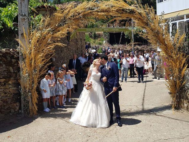 La boda de Ángel y Cristina en Pobladura De Aliste, Zamora 17