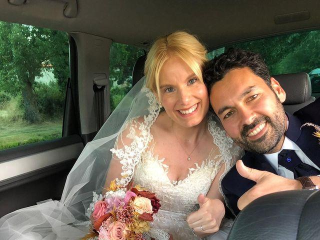 La boda de Ángel y Cristina en Pobladura De Aliste, Zamora 1