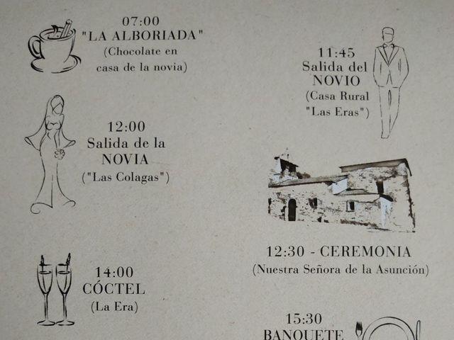 La boda de Ángel y Cristina en Pobladura De Aliste, Zamora 31