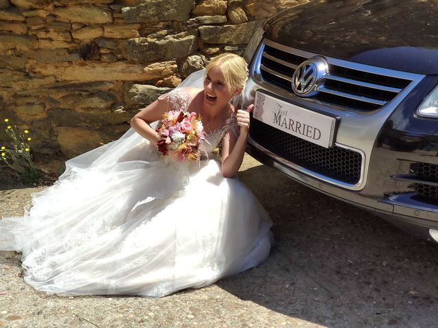La boda de Ángel y Cristina en Pobladura De Aliste, Zamora 61