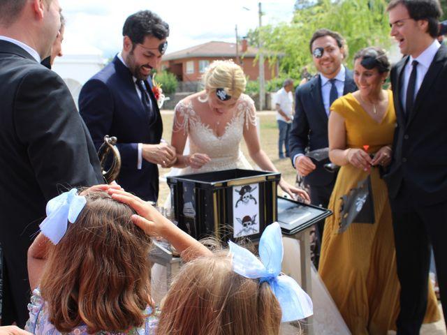La boda de Ángel y Cristina en Pobladura De Aliste, Zamora 69