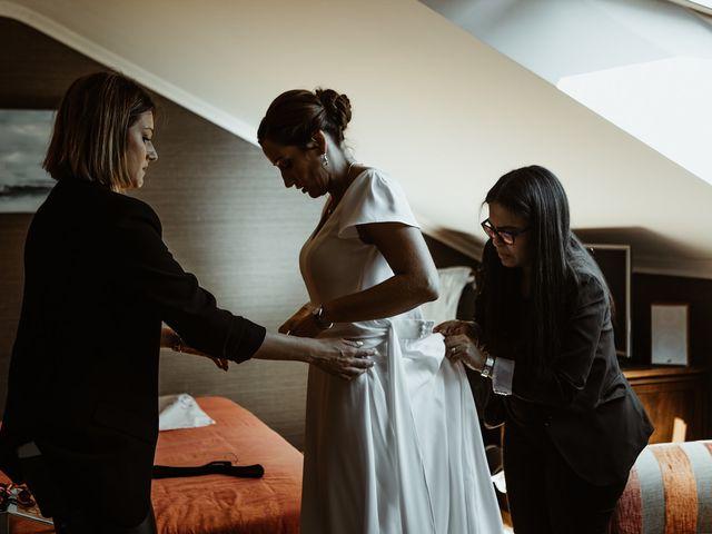 La boda de Tiago y Mónica  en Nigran, Pontevedra 6
