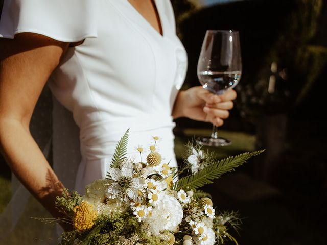 La boda de Tiago y Mónica  en Nigran, Pontevedra 1