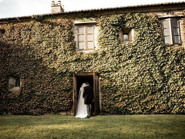 La boda de Tiago y Mónica  en Nigran, Pontevedra 20