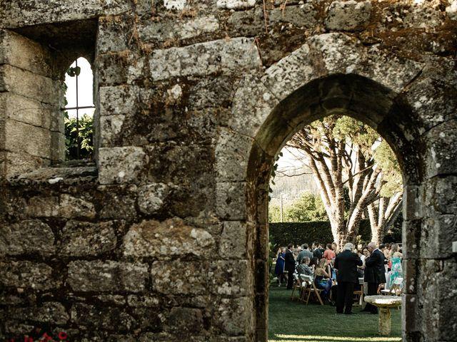 La boda de Tiago y Mónica  en Nigran, Pontevedra 29