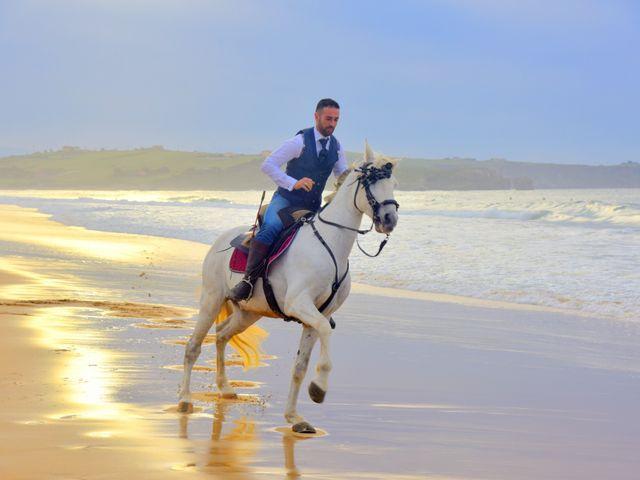 La boda de Daniel y Sandra en Isla, Cantabria 36