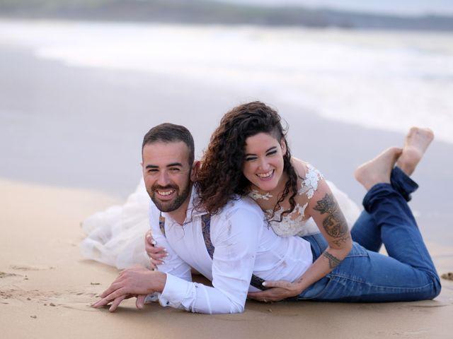 La boda de Daniel y Sandra en Isla, Cantabria 39