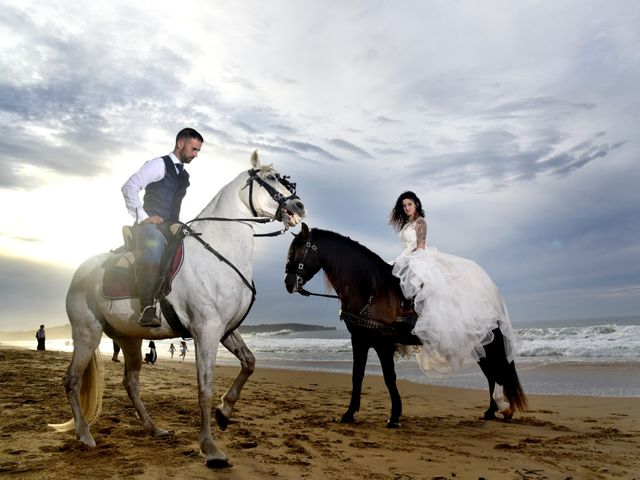 La boda de Sandra y Daniel
