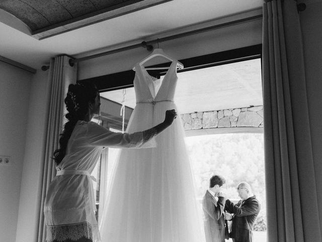 La boda de Albert y Mireia en Igualada, Barcelona 35