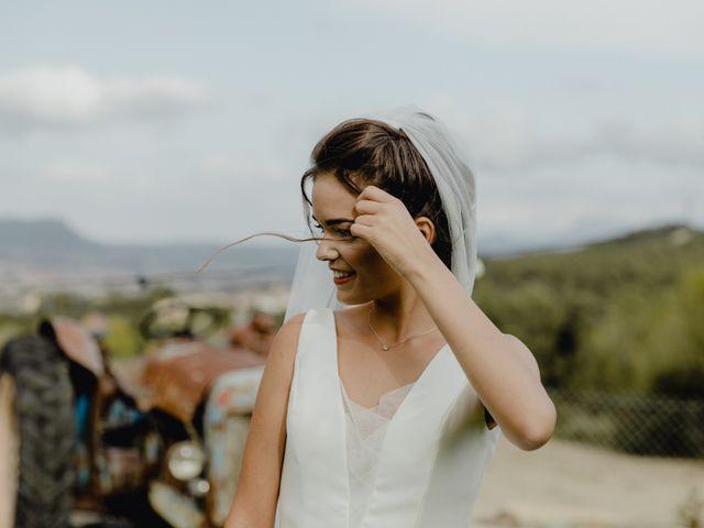 La boda de Albert y Mireia en Igualada, Barcelona 60