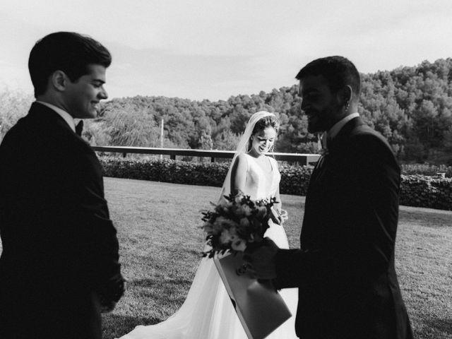 La boda de Albert y Mireia en Igualada, Barcelona 63