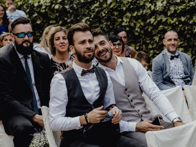 La boda de Albert y Mireia en Igualada, Barcelona 88