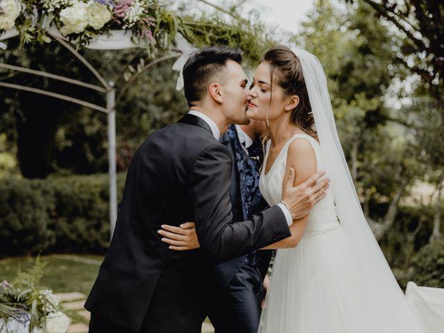 La boda de Albert y Mireia en Igualada, Barcelona 107