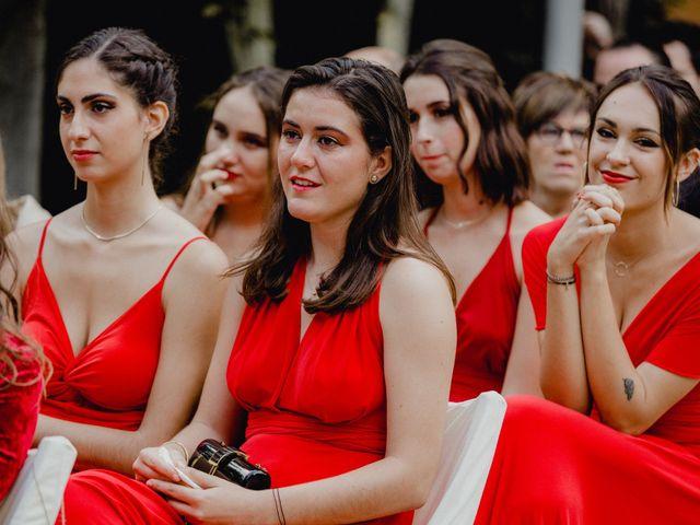 La boda de Albert y Mireia en Igualada, Barcelona 110