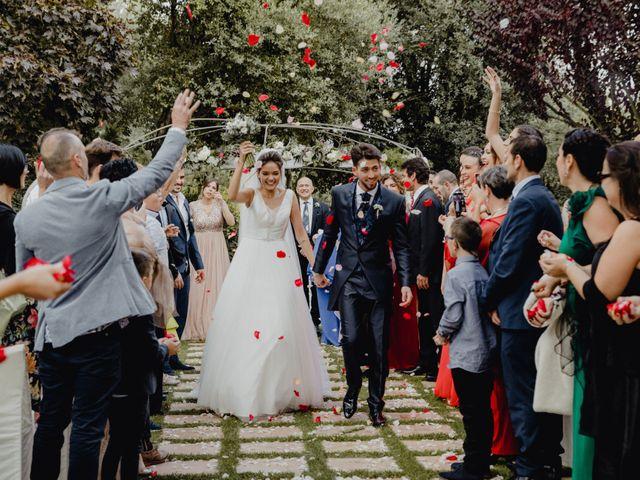 La boda de Albert y Mireia en Igualada, Barcelona 129
