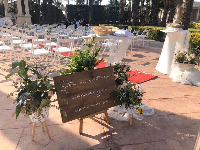 La boda de Juan Carlos  y Cristina  en El Puig, Barcelona 3
