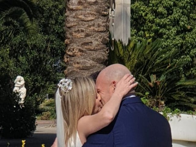 La boda de Juan Carlos  y Cristina  en El Puig, Barcelona 5