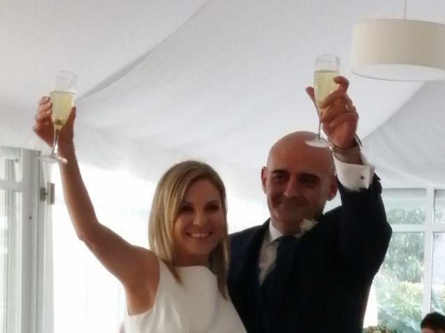 La boda de Juan Carlos  y Cristina  en El Puig, Barcelona 1