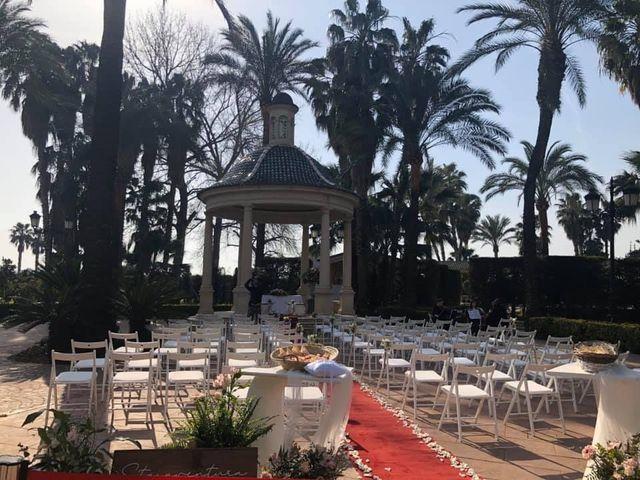 La boda de Juan Carlos  y Cristina  en El Puig, Barcelona 12
