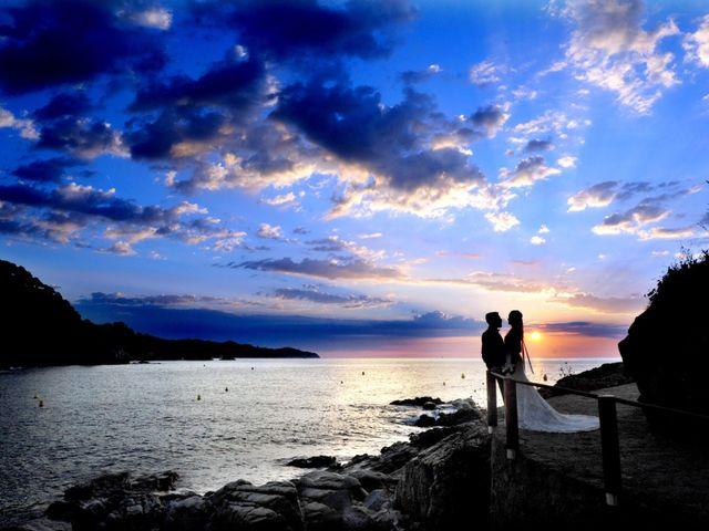 La boda de Laura y Alberto en Lloret De Mar, Girona 43