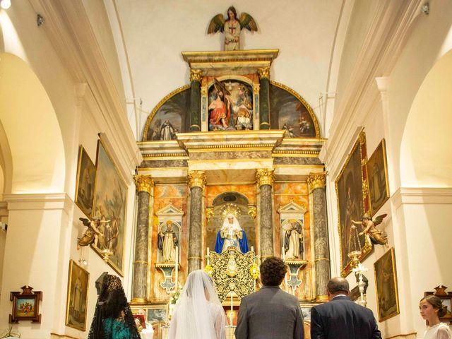 La boda de Jesus y Carmen en Camas, Sevilla 10
