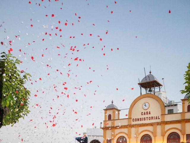 La boda de Jesus y Carmen en Camas, Sevilla 13