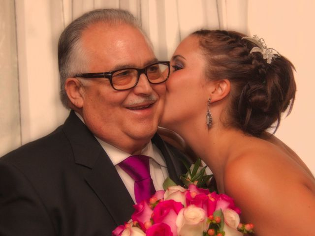 La boda de Juanjo y Melisa en Guadalajara, Guadalajara 15